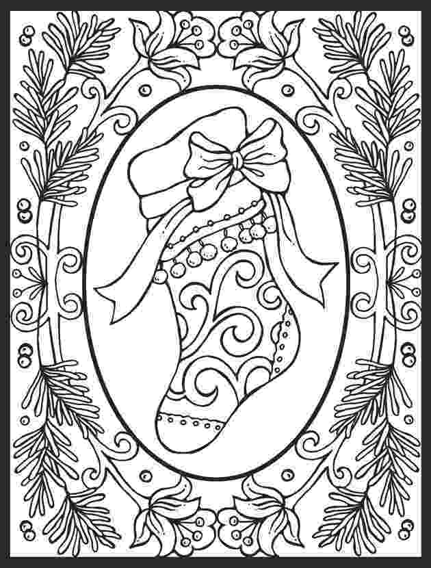 christmas colouring pages for adults printable christmas themed adult coloring sheet craftbitscom colouring pages for printable adults christmas