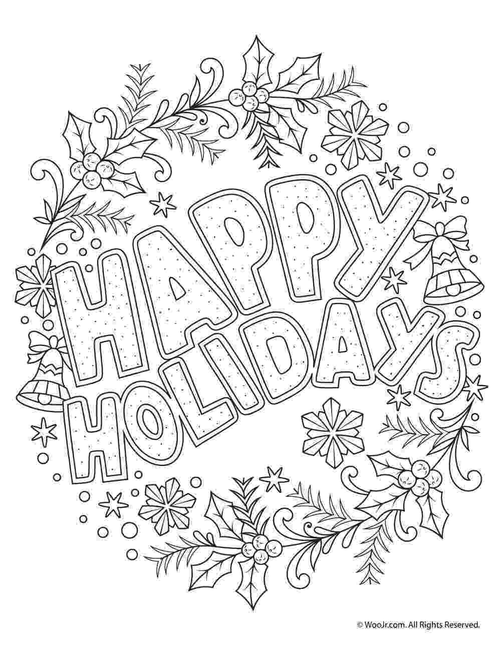 christmas colouring pages for older kids coloring book for adult and older children coloring page colouring pages for christmas older kids
