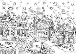christmas colouring pages for older kids merry christmas jolly penguin detailed coloring stock for colouring christmas kids older pages