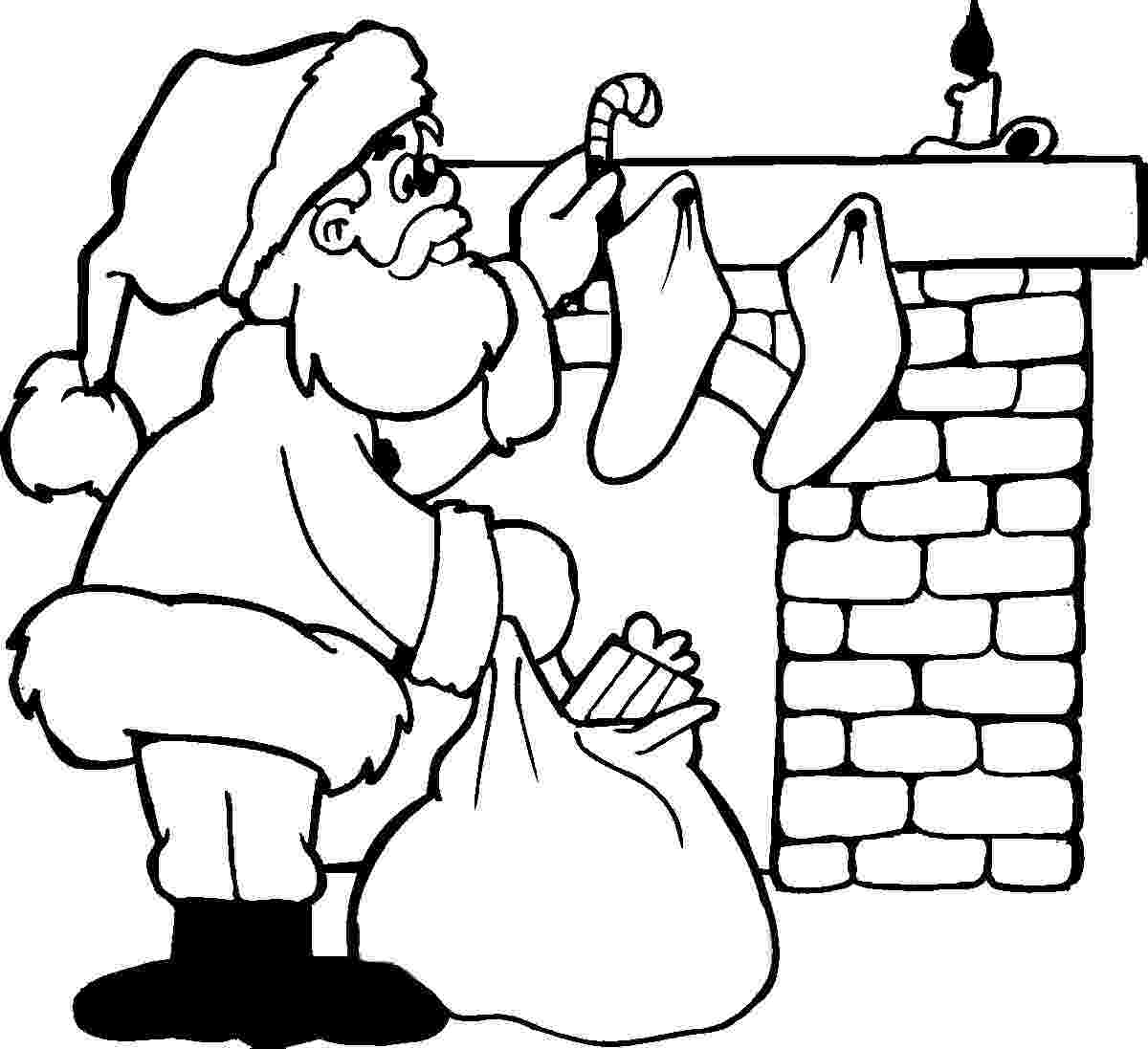 christmas images to color ongarainenglish christmas coloring sheets images christmas color to