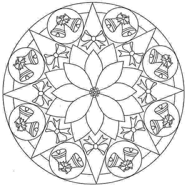 christmas mandalas 83 best coloring christmas mandalas wreaths images on mandalas christmas