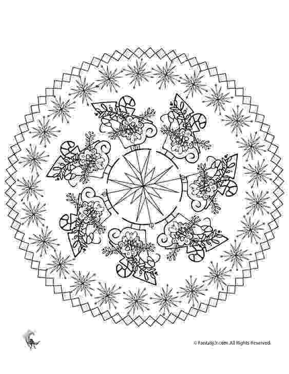 christmas mandalas christmas mandala with ornament angel and presents christmas mandalas