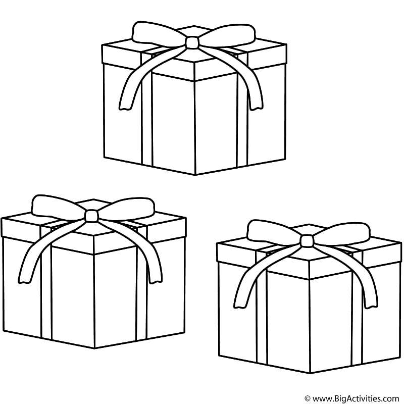 christmas presents coloring pages christmas gift with dots coloring page christmas coloring presents christmas pages