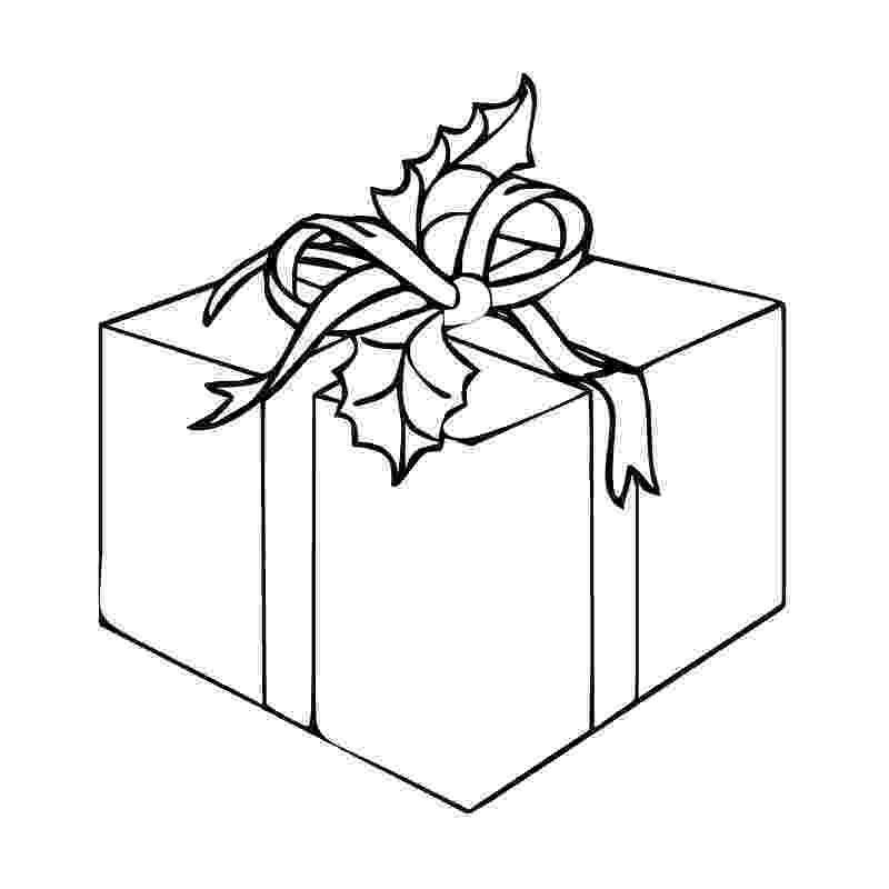 christmas presents coloring pages present coloring pages christmas pages coloring presents