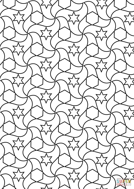 christmas tessellations printables 509 best coloring images on pinterest tessellations christmas printables