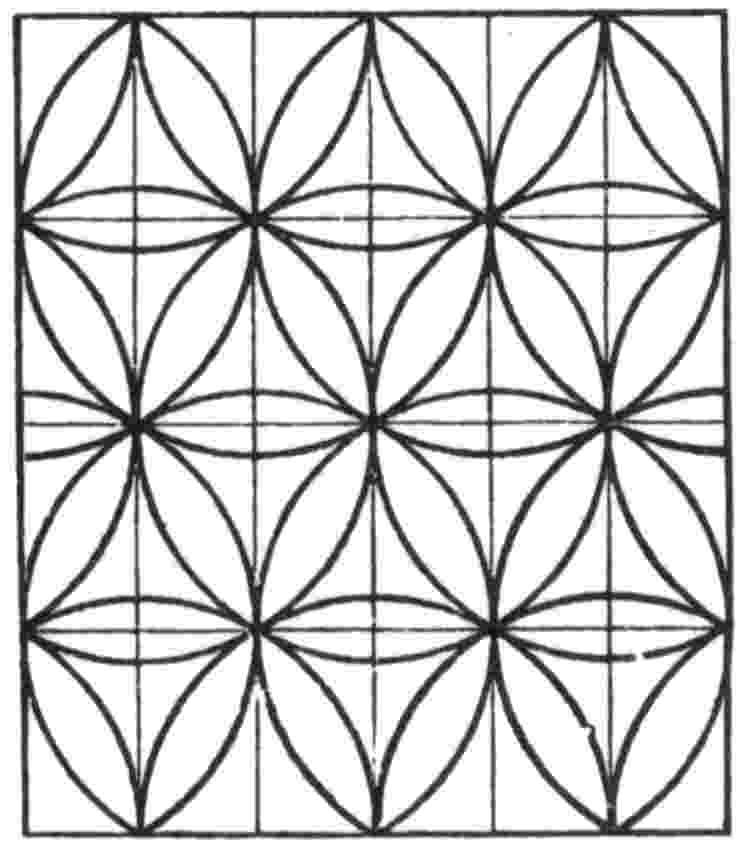 christmas tessellations printables tessellation coloring pages free printable geometric christmas tessellations printables