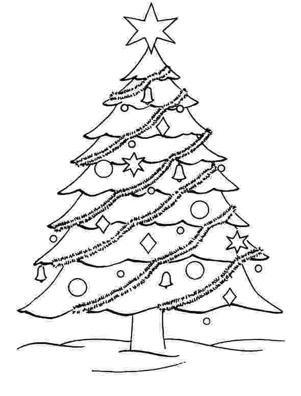 christmas tree coloring pictures free printable christmas tree coloring pages for kids coloring christmas pictures tree