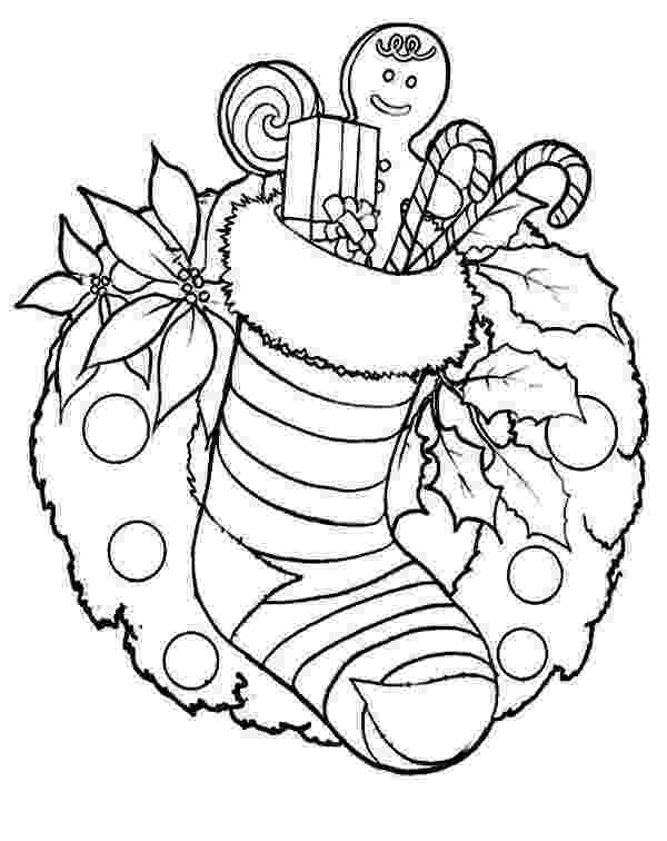 christmas wreaths coloring pages the holiday site christmas wreaths coloring pages wreaths pages coloring christmas