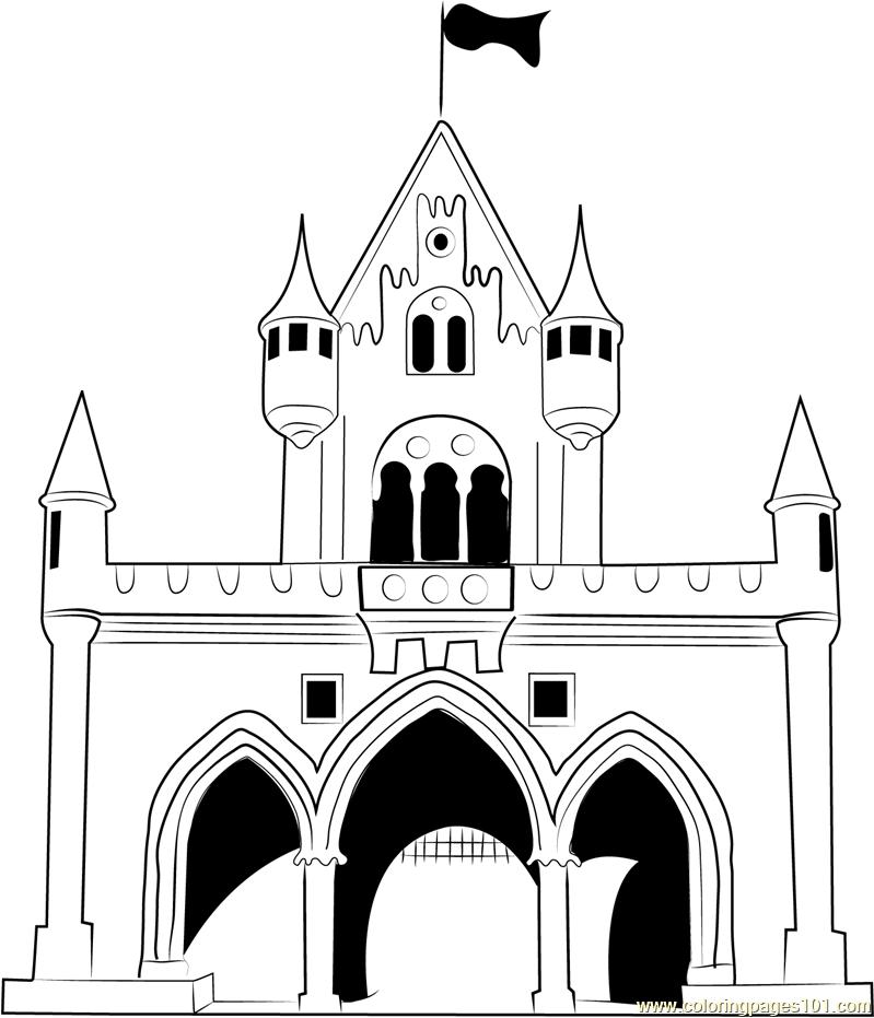 cinderella castle coloring pages cinderella princess coloring pages and castle coloring castle pages cinderella