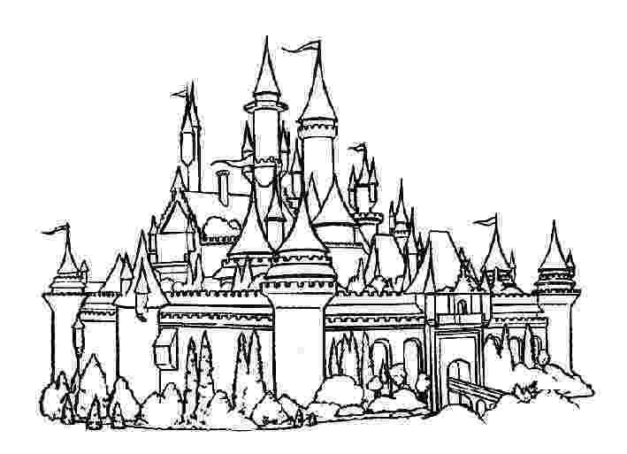cinderella castle coloring pages mei 2012 castle coloring pages cinderella