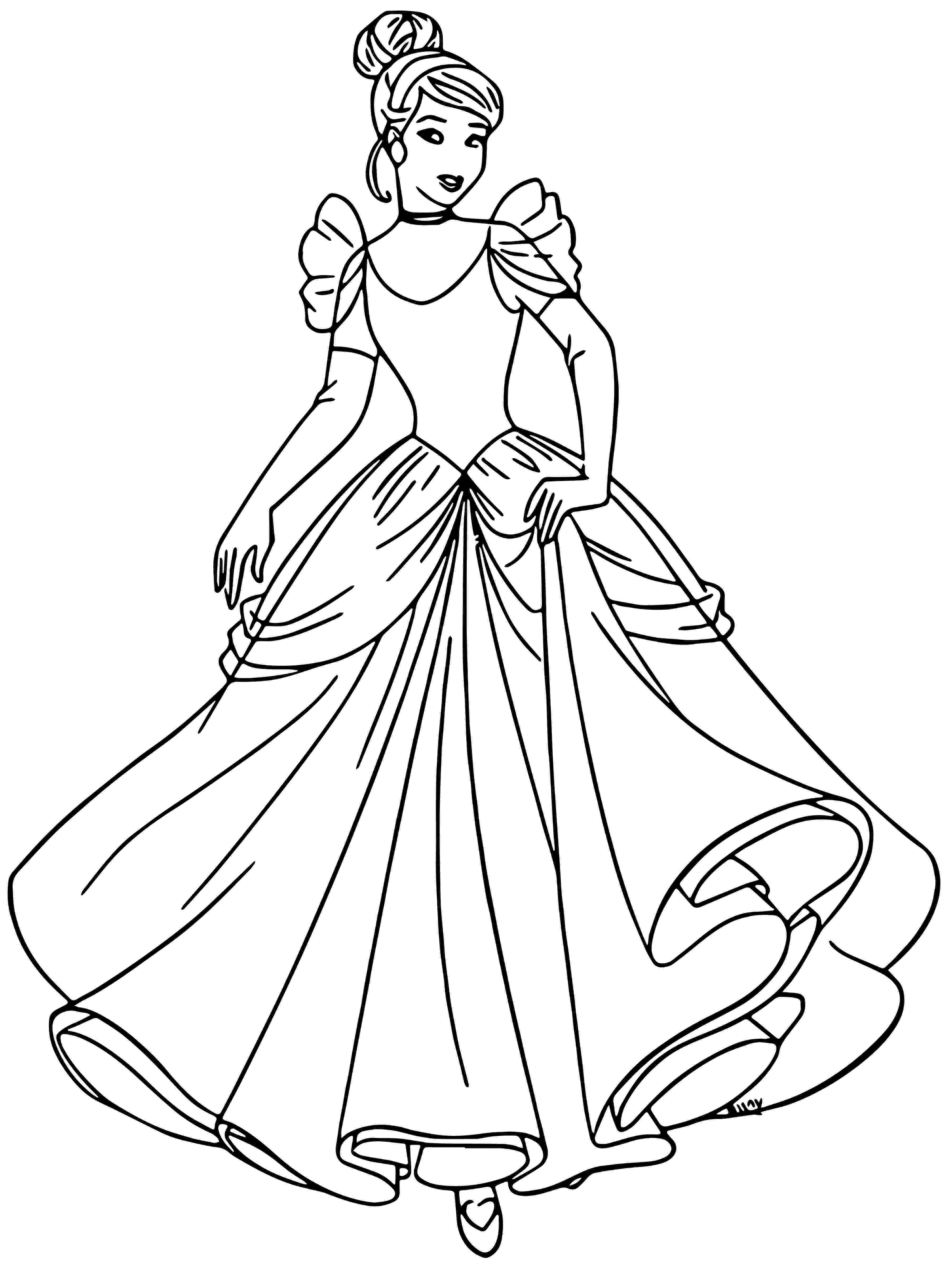 cinderella coloring pages free disney princess cinderella coloring pages minister coloring cinderella coloring pages free