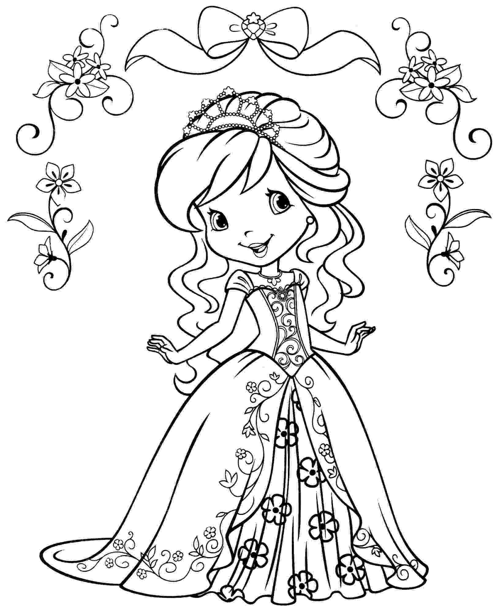 colering pages for girls coloring pages for 8910 year old girls to download and girls for pages colering