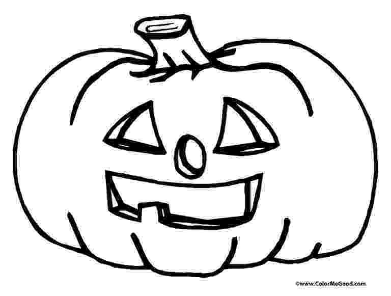 color a pumpkin 195 pumpkin coloring pages for kids a color pumpkin 1 1