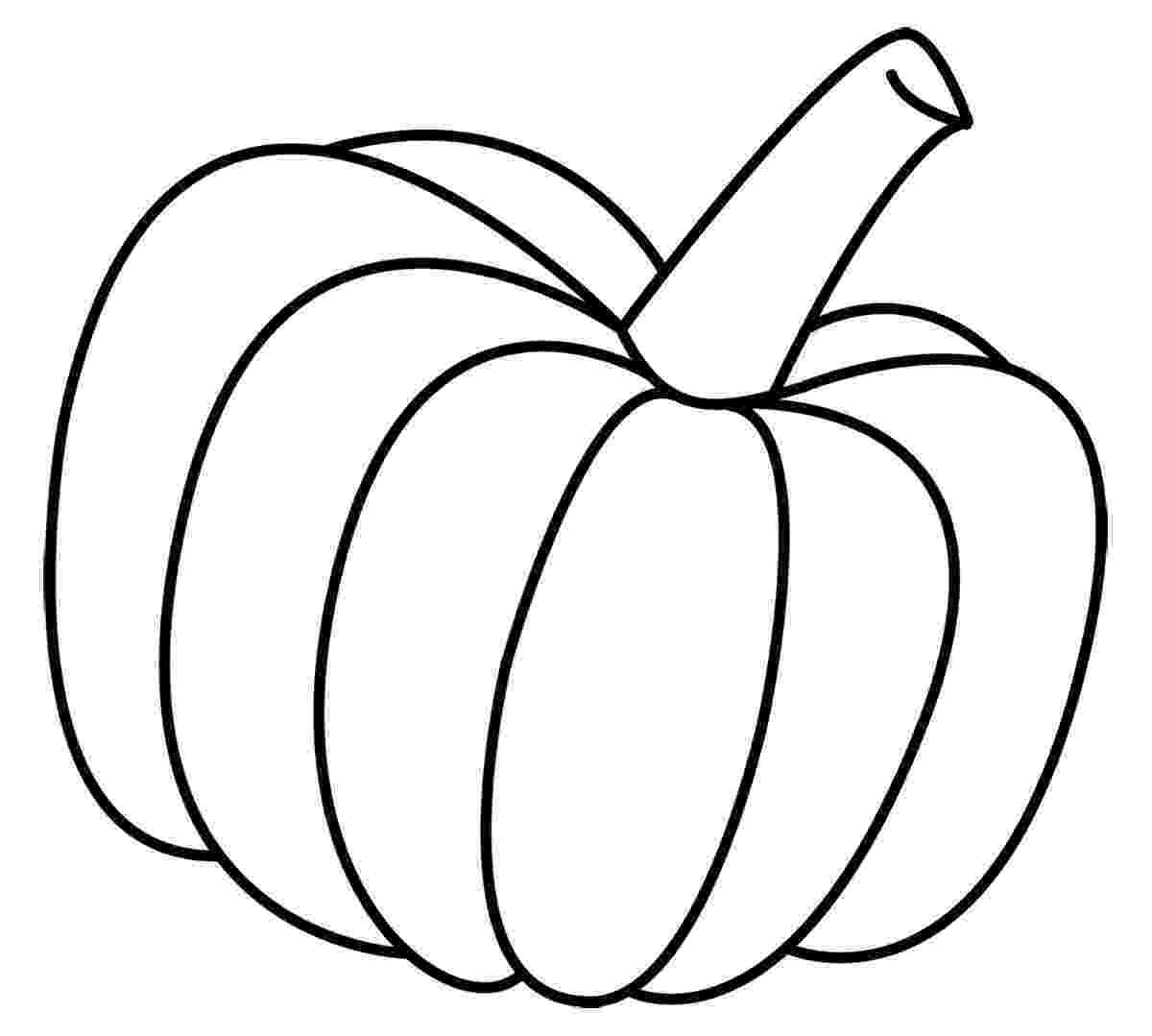 color a pumpkin free printable pumpkin coloring pages for kids color a pumpkin 1 2