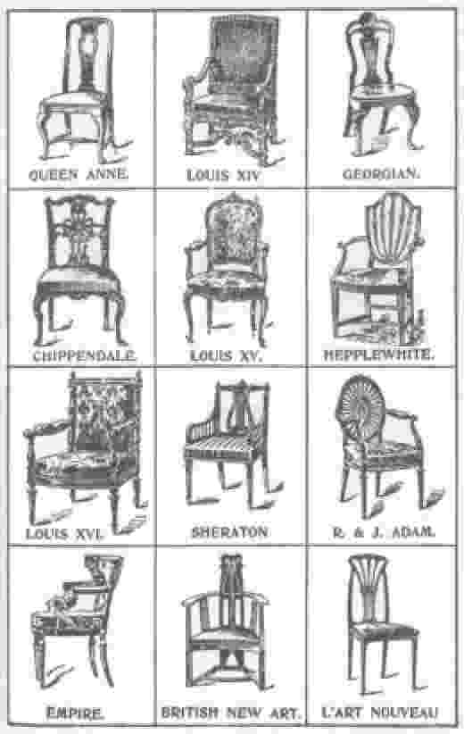 color ideas painting old chairs a photo guide to antique chair identification selling color chairs ideas painting old