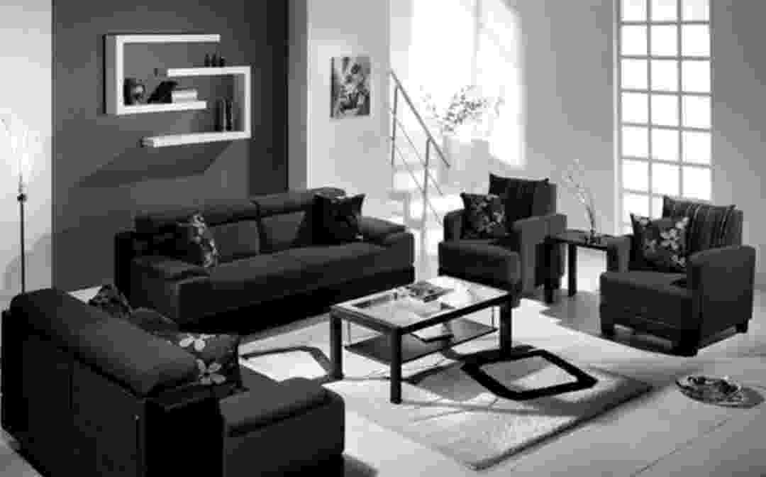 color ideas painting old chairs decor with black sofas couch blue rug black sofa chairs color ideas old painting