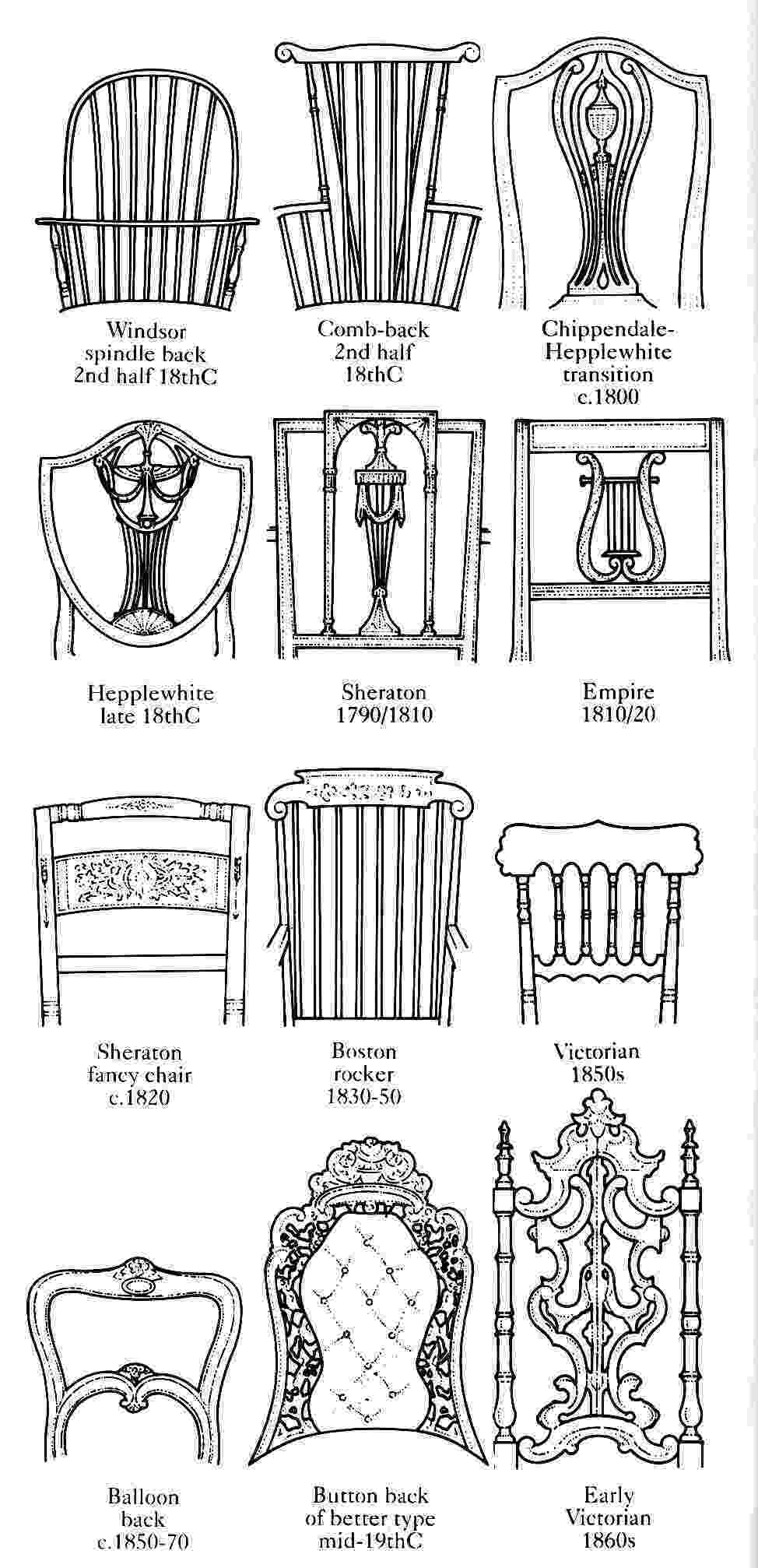 color ideas painting old chairs diagram of american chair backs 2nd half of 18th century chairs painting old ideas color