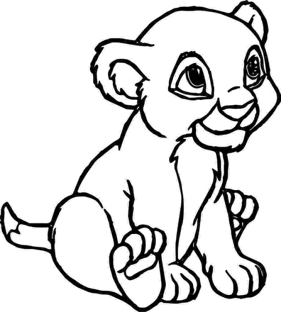 color lion lion coloring page free printable coloring pages color lion