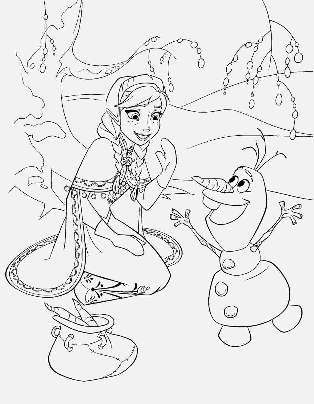 color pages frozen fun learn free worksheets for kid frozen disney frozen color pages