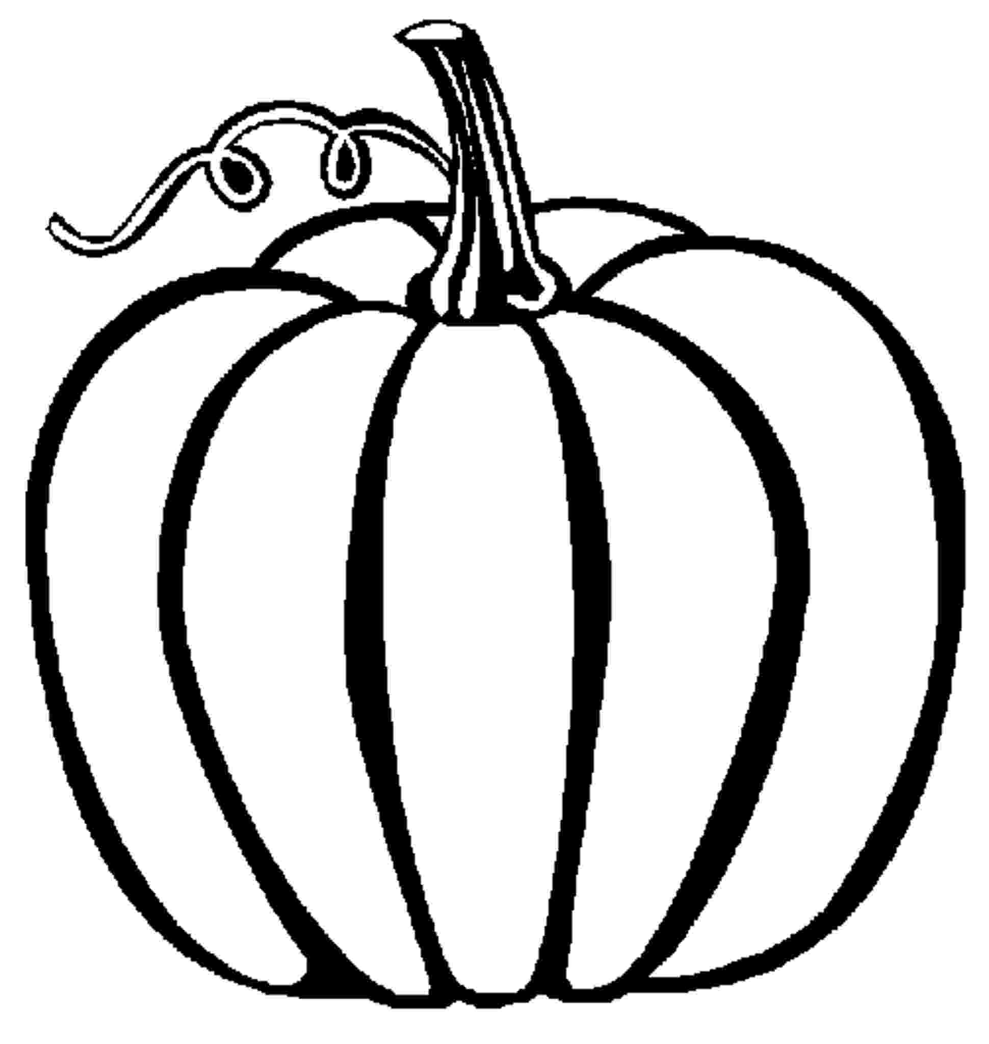 color pumpkin pictures print download pumpkin coloring pages and benefits of pumpkin color pictures