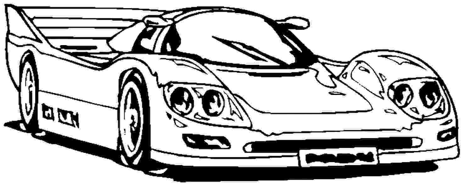 color race cars free printable race car coloring pages for kids color cars race