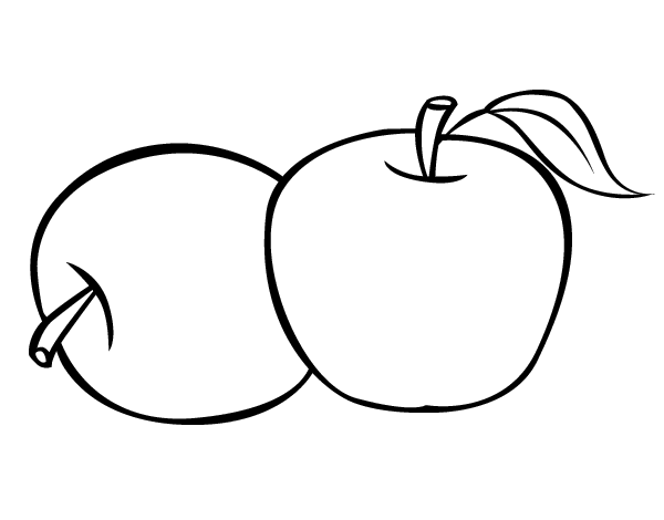 coloring apples apple coloring page free printable coloring pages apples coloring 1 1