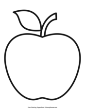 coloring apples apple coloring pages for preschoolers 360coloringpages apples coloring