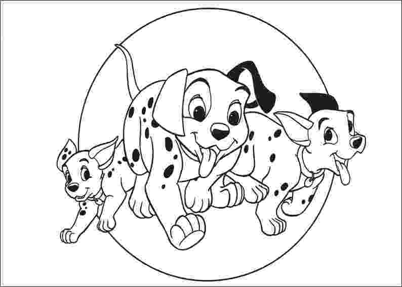 coloring book 101 101 dalmatians coloring pages 3 disney39s world of wonders book coloring 101
