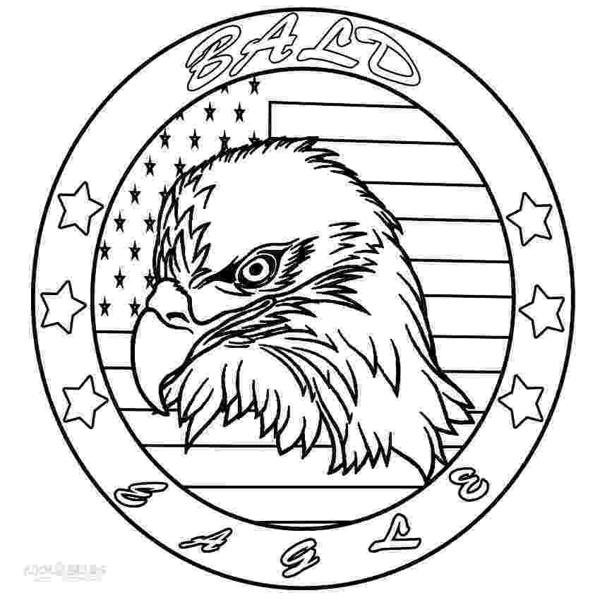 coloring book eagle printable bald eagle coloring pages for kids cool2bkids eagle coloring book
