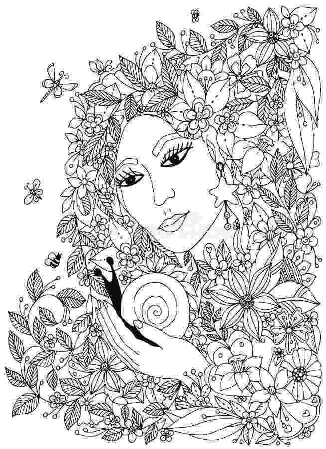 coloring book for adults beautiful day fairy coloring pages for adults best coloring pages for kids coloring beautiful adults for day book
