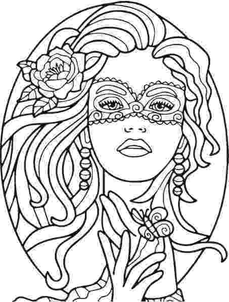 coloring book for adults beautiful day steampunk woman with coffee version 3 vintage adult coloring for adults book day beautiful