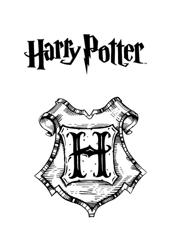 coloring book harry potter harry potter coloring pages coloring pages to download coloring potter harry book