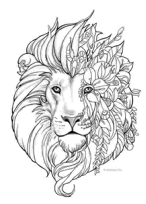 coloring book lion lion coloring pages coloring book lion
