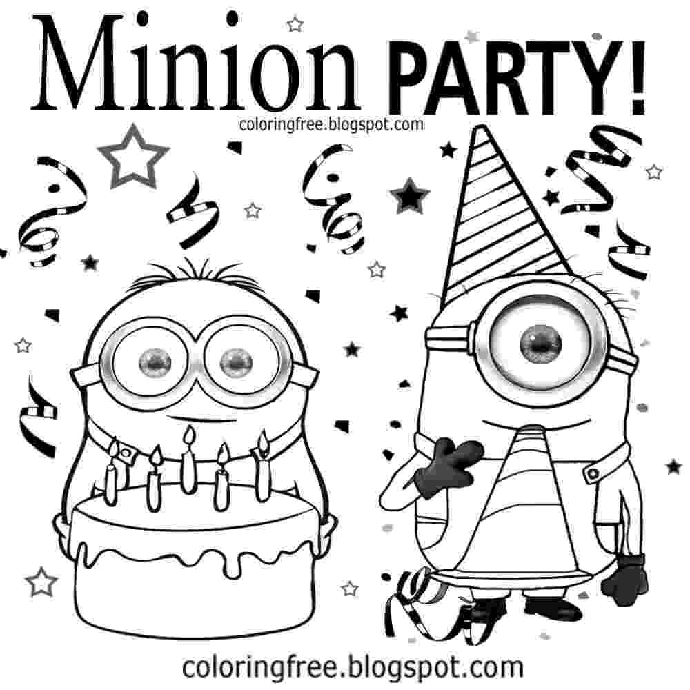 coloring book pages minions free coloring pages printable pictures to color kids coloring minions book pages