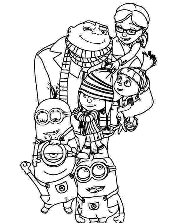 coloring book pages minions te cuento un cuento minions para colorear book coloring minions pages
