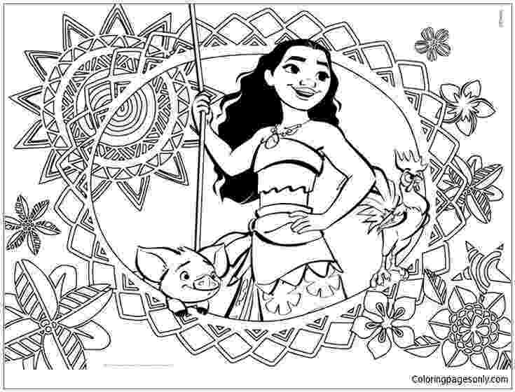 coloring book pages moana 38 best moana coloring pages images on pinterest coloring moana pages book