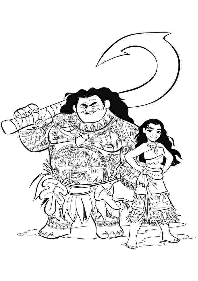 coloring book pages moana moana coloring pages to download and print for free coloring book pages moana
