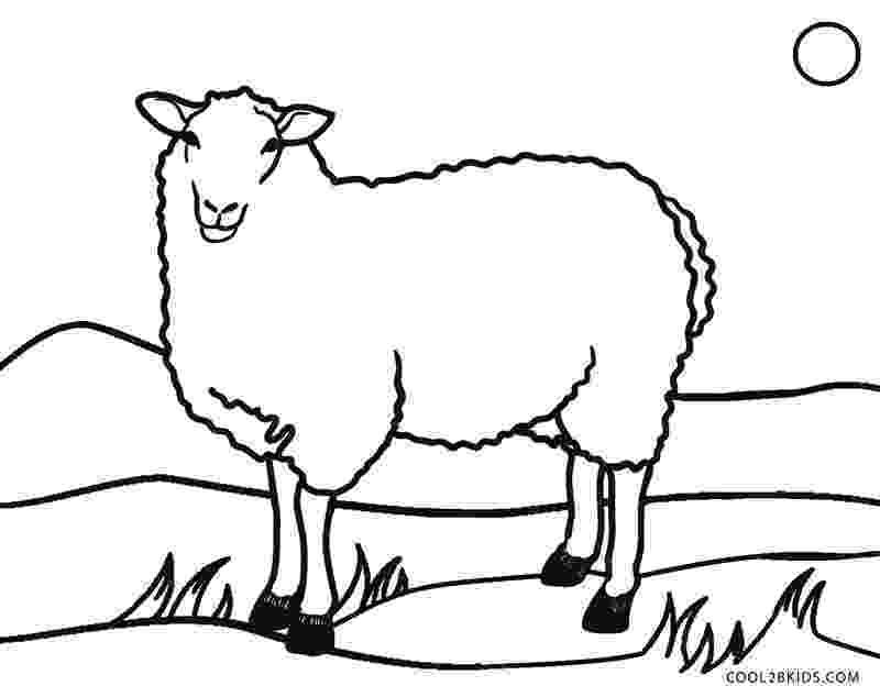 coloring book pages sheep free printable sheep coloring pages for kids book coloring pages sheep