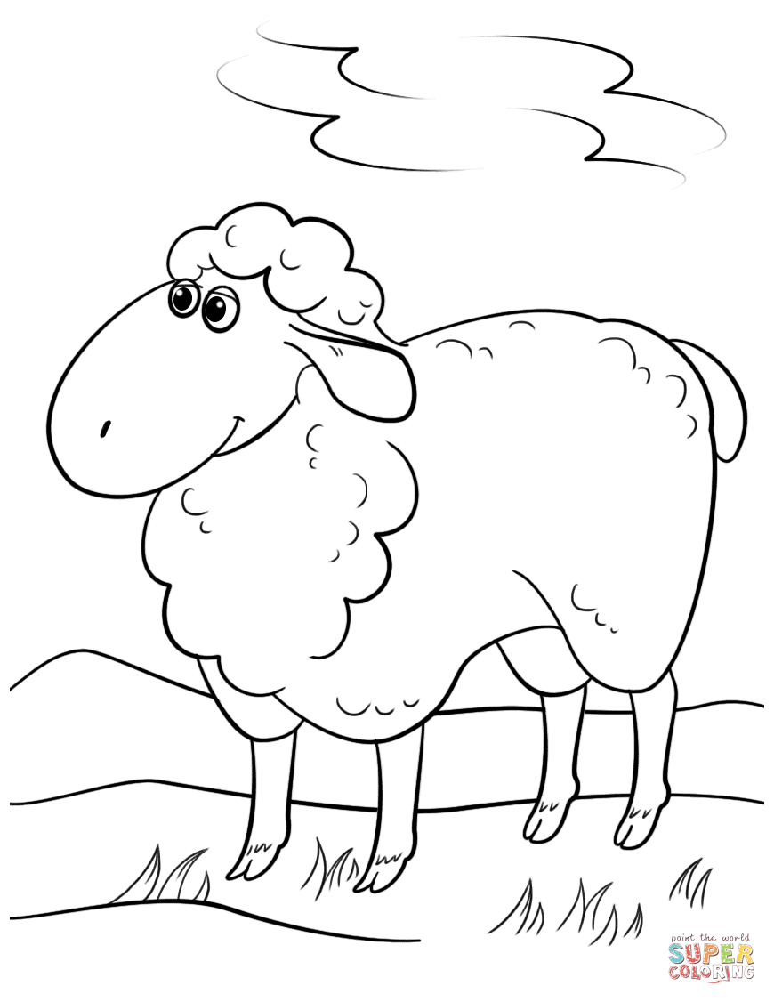 coloring book pages sheep sheep coloring pages to print year of sheep 2015 book sheep pages coloring