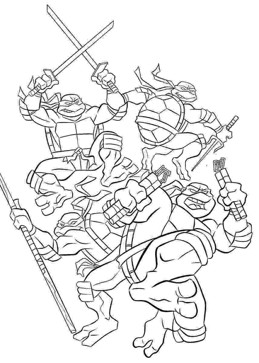 coloring book pages teenage mutant ninja turtles quotteenage mutant ninja turtlesquot coloring book by bendon teenage mutant coloring ninja turtles book pages