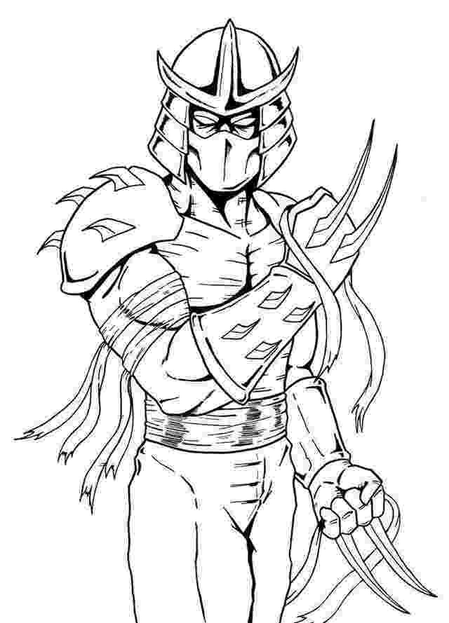 coloring book pages teenage mutant ninja turtles shredder teenage mutant ninja turtles coloring page ninja turtles coloring book pages teenage mutant