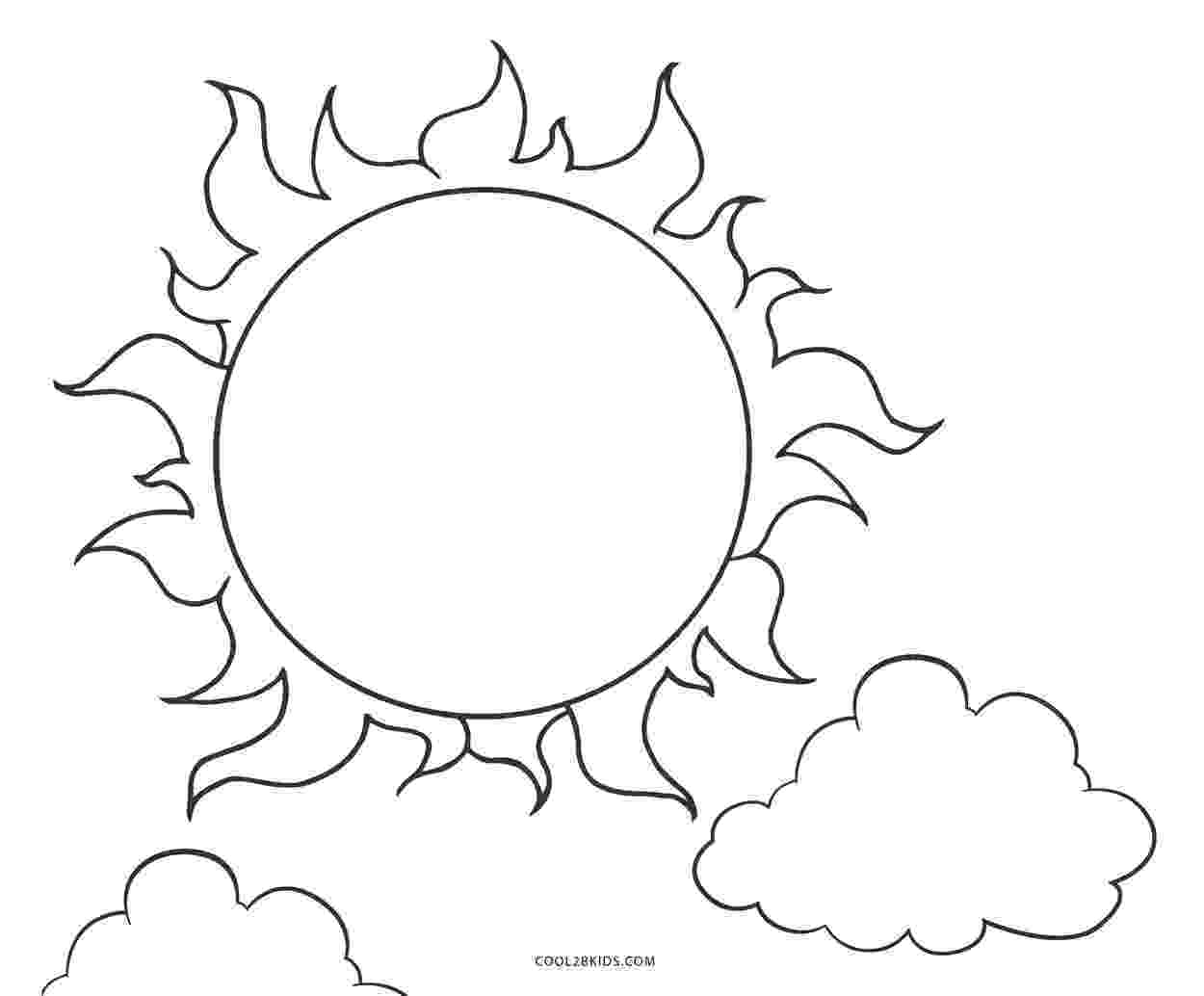 coloring book sun free printable sun coloring pages for kids cool2bkids book coloring sun