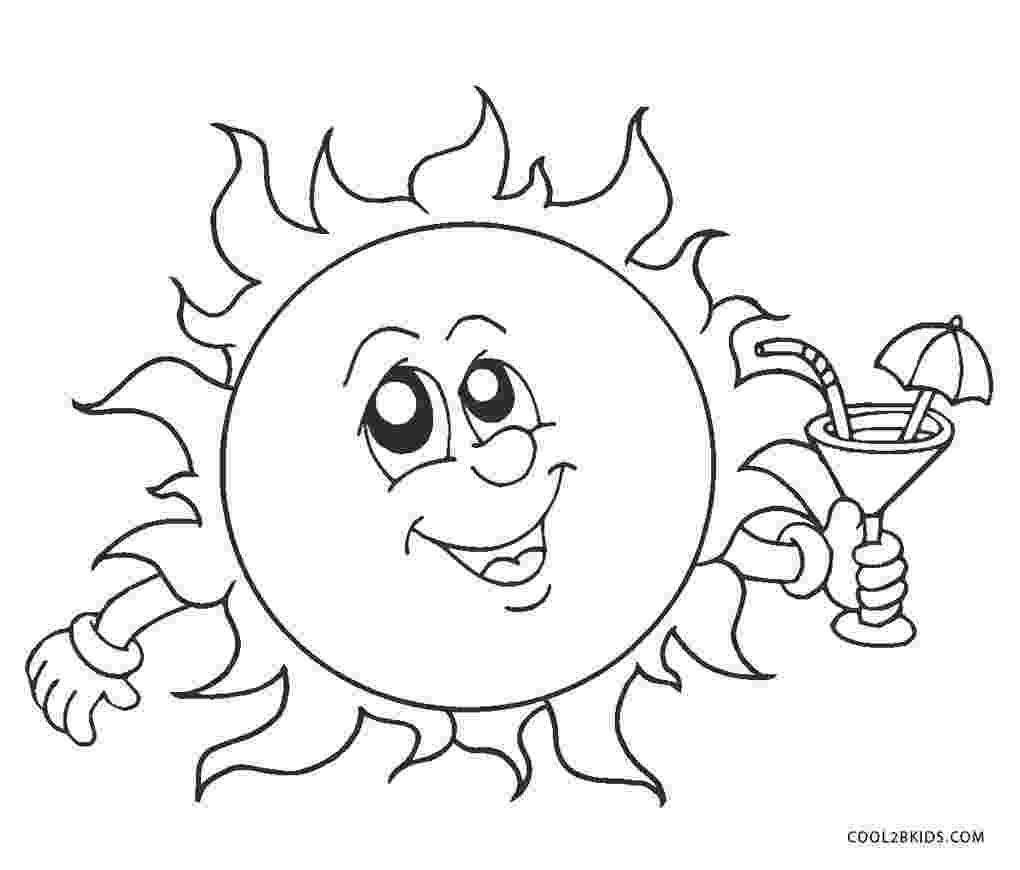 coloring book sun free printable sun coloring pages for kids cool2bkids coloring sun book