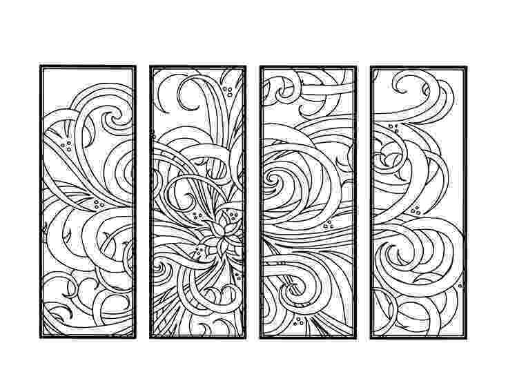 coloring bookmarks thats printable printable coloring bookmark templates with four designs plus thats printable coloring bookmarks