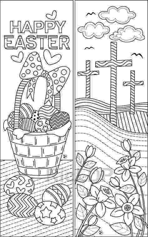 coloring easter bookmarks little bunny printable bookmarks to color easter bookmarks coloring
