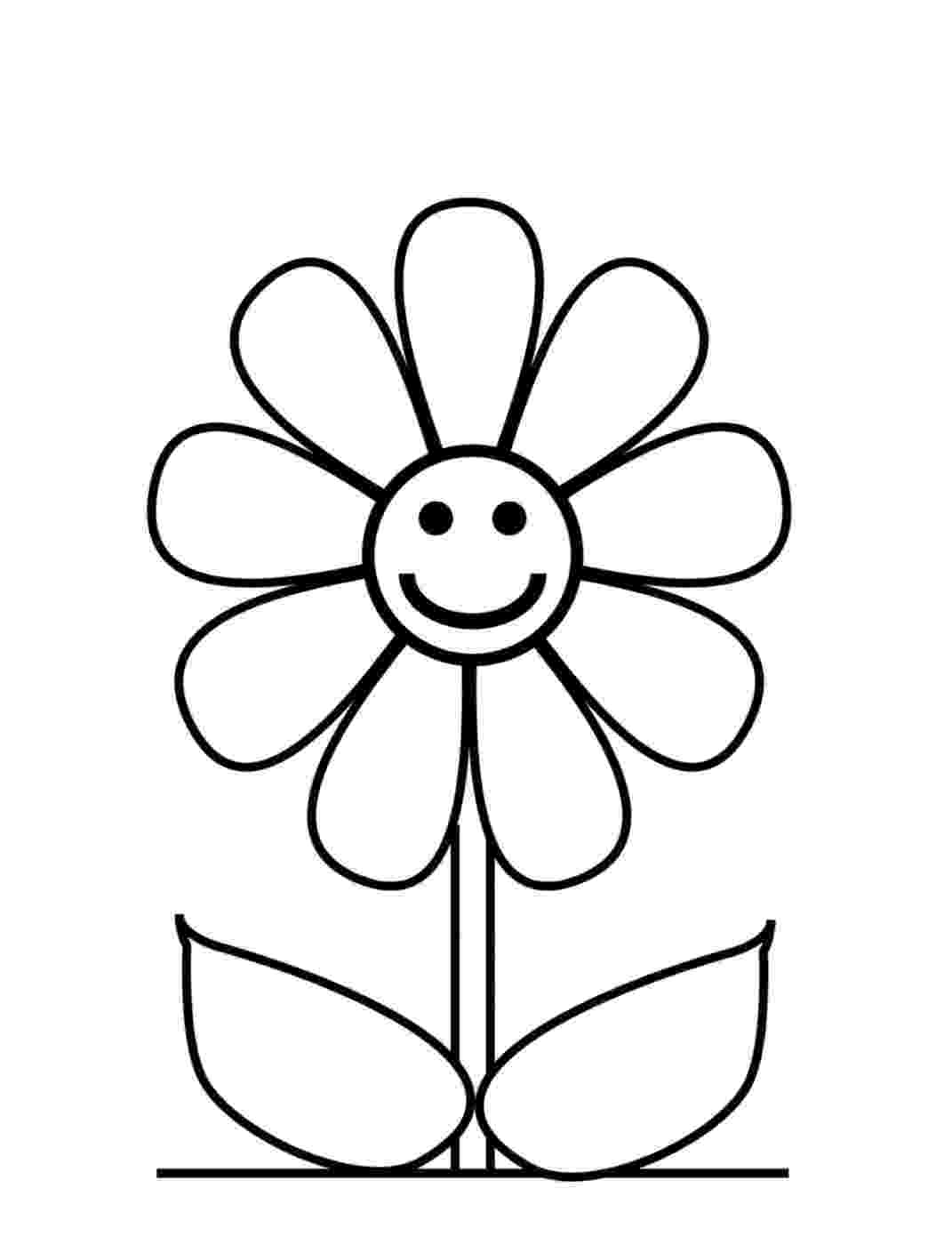 coloring flowers coloring pages flower coloring pages coloring flowers
