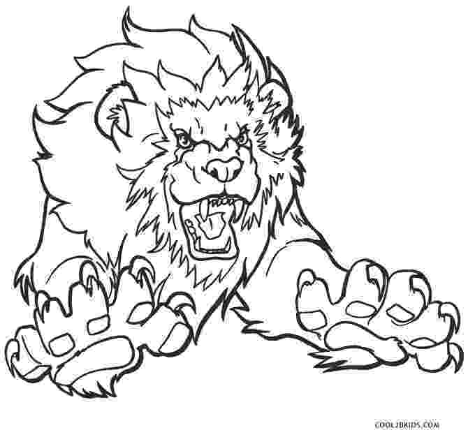 coloring lion free printable lion coloring pages for kids cool2bkids coloring lion