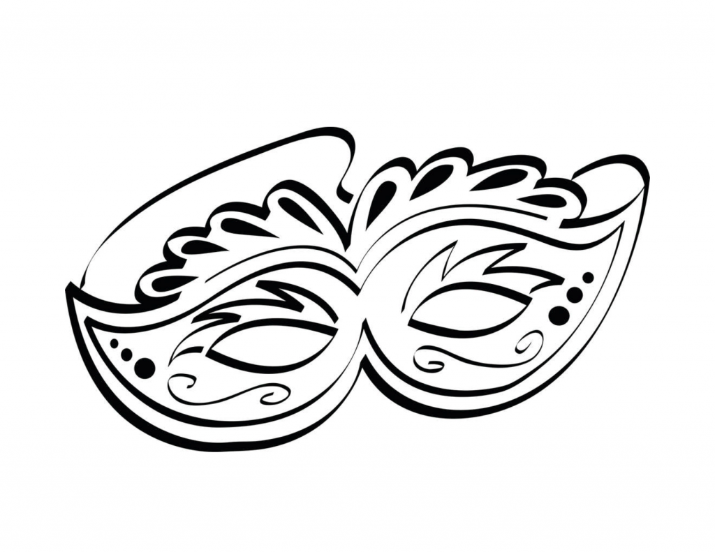 coloring masks free printable mask coloring pages for kids coloring masks