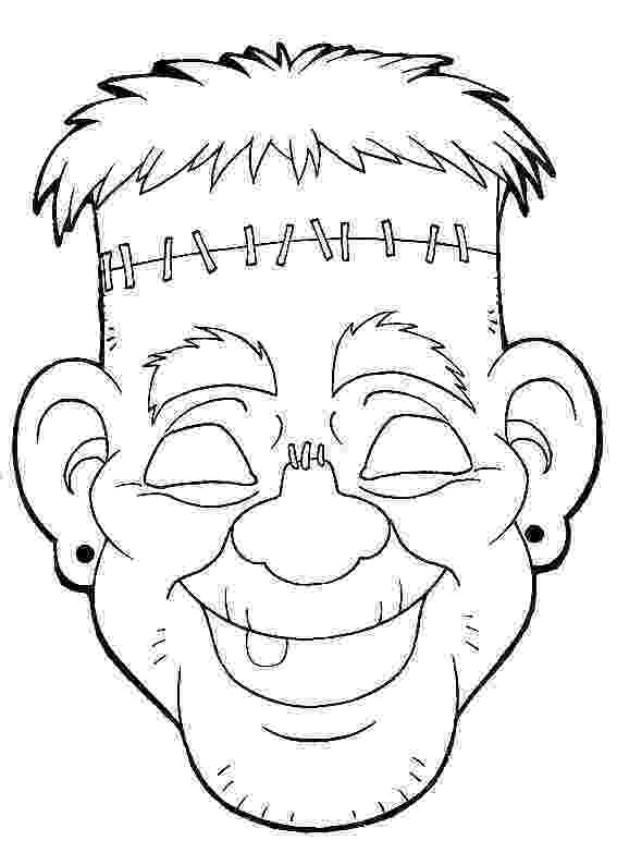 coloring masks halloween masks coloring pages to download and print for free masks coloring
