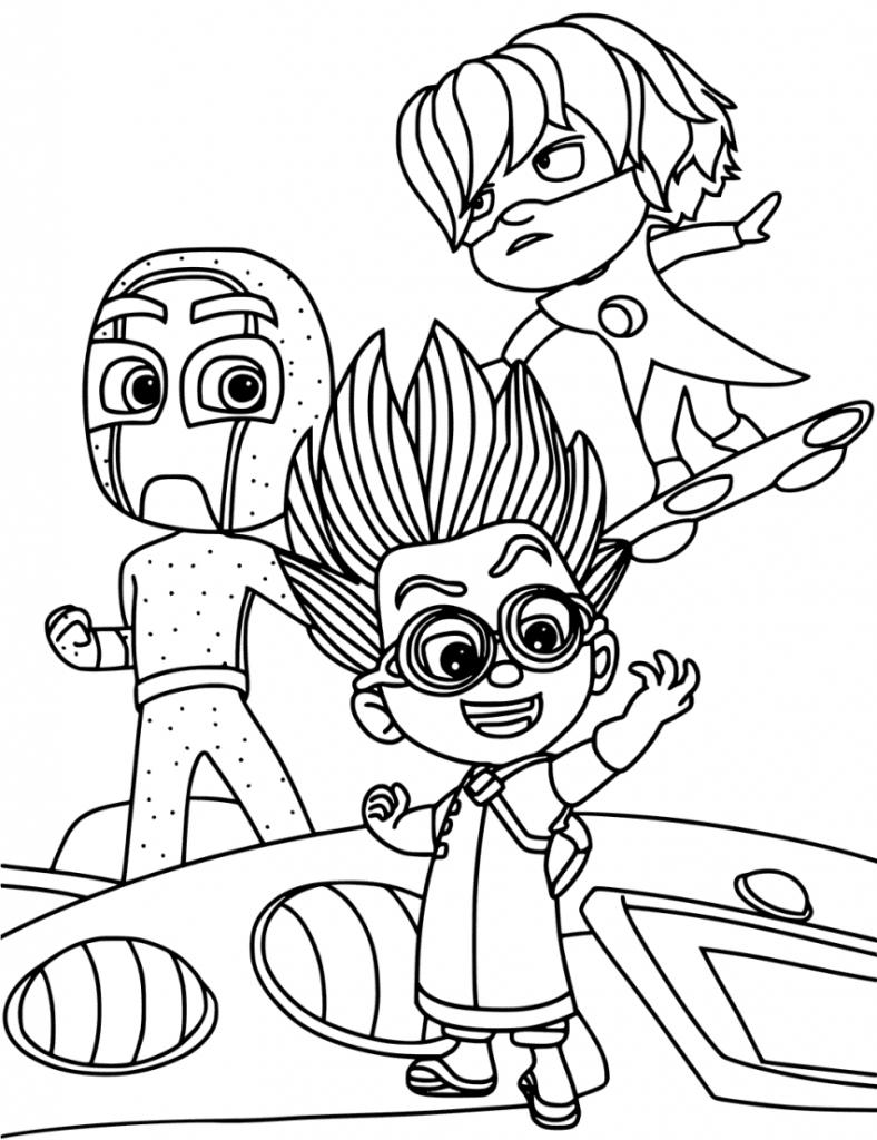 coloring masks pj masks coloring pages best coloring pages for kids coloring masks